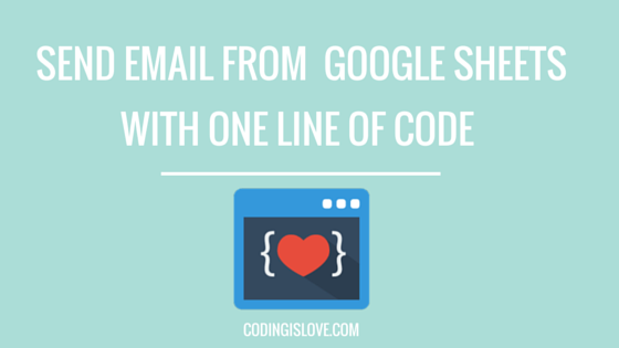 how to open google sheets from email