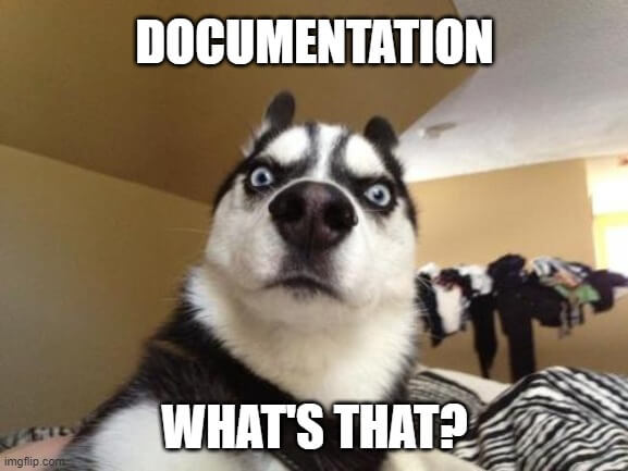 what-documentation